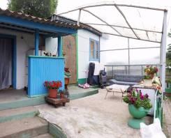 Сдам уютные домики в пос. Южно-Морском. От частного лица (собственник)