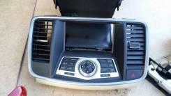 Блок управления навигацией. Nissan Teana, J32R, J32