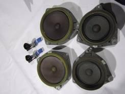 Штатная акустика Toyota Cresta GX100