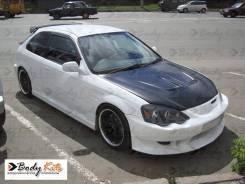 Передний бампер Acura RSX для Honda Civic 96-00