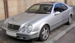 Ноускат. Mercedes-Benz CLK-Class