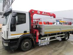 Iveco Eurocargo 120. Продаю КМУ Iveco-AMT на шасси EuroCargo, 5 880 куб. см., 5 000 кг.