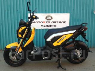 Honda Zoomer X 110, 2015. 110 куб. см., исправен, птс, без пробега