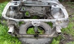 Рамка радиатора. Nissan Bluebird, QU14 Двигатель QG18DE