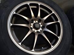 Sakura Wheels. 8.0x17, 5x114.30, ET40