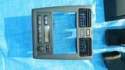 Консоль панели приборов. Toyota Caldina, ST215, AT211G, ST210G, CT216G, ST215W, AT211, ST215G, CT216, ST210 Двигатели: 7AFE, 3SGTE, 3CTE, 3SGE, 3SFE