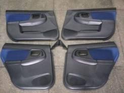 Обшивка двери. Subaru Impreza WRX STI, GGB, GDB, GD Subaru Impreza, GD, GD2, GD3, GD4, GD9, GDA, GDB, GDD, GG, GG2, GG3, GG5, GG9, GGA, GGB, GGC, GGD