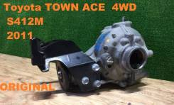 Редуктор. Toyota Lite Ace, S412U, S412M Toyota Town Ace, S412U, S412M Toyota Town Ace / Lite Ace Двигатель 3SZVE