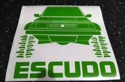 Наклейка. Suzuki Escudo