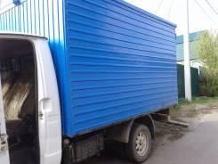 ГАЗ 3302. Газель 3302, 2 300 куб. см., 2 000 кг.