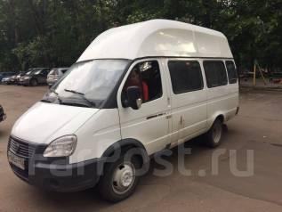 ГАЗ 3221. Продается ГАЗель 3221 Луидор, 2 900 куб. см., 15 мест