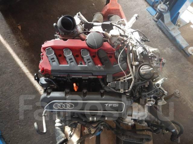 Новый двигатель 2.5B cepa на Audi