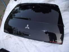 Дверь багажника. Mitsubishi Lancer Двигатель 4G12T