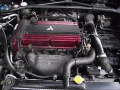 Двигатель в сборе. Mitsubishi Lancer, CT9W, CS9W Двигатель 4G63