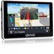 GPS навигатор Lexand SA5+ лицензия Navitel Россия