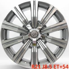 Lexus. 8.5x21, 5x150.00, ET54, ЦО 54,0мм.