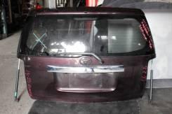 Дверь багажника. Toyota Corolla Rumion, NZE151N, NZE151