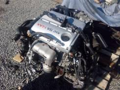 Двигатель в сборе. Toyota Kluger V, MCU20 Toyota Harrier, MCU31, MCU30 Двигатель 1MZFE