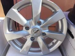 Nissan. 5.5x14, 4x114.30, ET35, ЦО 66,1мм.