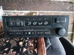 Блок управления климат-контролем. Toyota: Ipsum, Corona, Cresta, Carina, Mark II, Chaser, Picnic Двигатели: 3CTE, 3SFE, 3SFSE, 2CT, 4AFE, 7AFE, 1GFE...