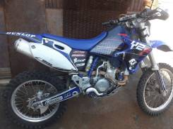 Yamaha WR 400. 399 куб. см., исправен, птс, с пробегом
