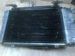 Радиатор охлаждения двигателя. ГАЗ 3102 Волга
