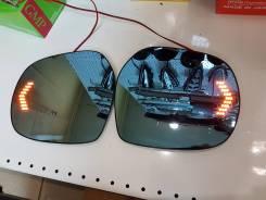 Зеркало заднего вида боковое. Toyota Land Cruiser Prado