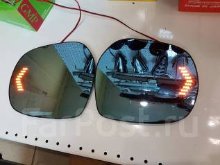 Зеркало заднего вида боковое. Toyota Land Cruiser, GRJ200, J200, URJ200, UZJ200, UZJ200W, VDJ200 Двигатели: 1GRFE, 1VDFTV, 2UZFE, 3URFE. Под заказ