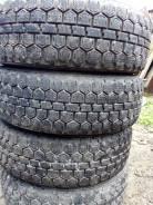 Dunlop Graspic HS-3. Зимние, без шипов, 2008 год, износ: 10%, 4 шт