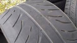 Dunlop Direzza ZII. Летние, 2012 год, износ: 10%, 2 шт