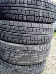 Bridgestone Blizzak MZ-02. Зимние, без шипов, 2007 год, износ: 10%, 4 шт