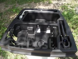 Ванна в багажник. Toyota Vitz, NSP135, NSP130 Двигатели: 1NRFE, 1NRFKE