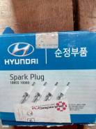 Свеча зажигания. Hyundai: ix20, Solaris, Elantra, i30, i20, Veloster Kia cee'd Kia Venga Kia Soul