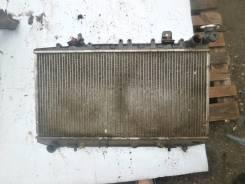 Радиатор охлаждения двигателя. Nissan Sunny, FB13 Двигатели: GA15E, GA15DE, GA15DS, GA15S