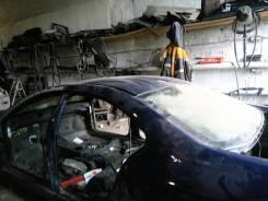 Крыша. Peugeot 607