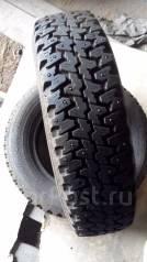 Dunlop Radial. Зимние, шипованные, 2013 год, без износа, 2 шт