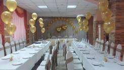 Декор свадебного зала 3500 рублей