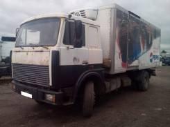 Купава МАЗ. Грузовик фургон рефрижератор МАЗ Купава 57431, 11 150 куб. см., 8 000 кг.