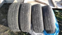 Bridgestone Dueler HTS 686. Всесезонные, 2007 год, износ: 40%, 4 шт