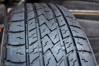 Bridgestone Dueler H/L. Летние, 2009 год, износ: 10%, 1 шт