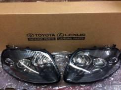 Фара. Toyota Supra, JZA80 Двигатели: 2JZGE, 2JZGTE