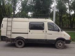 ГАЗ 2705. ГАЗель 2705, 1998, 2 400 куб. см., 3 500 кг.