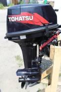 Tohatsu. 18,00л.с., 2-тактный, бензиновый, нога S (381 мм), Год: 2016 год. Под заказ