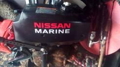 Nissan Marine. 3,50л.с., 2х тактный, бензин, нога S (381 мм), Год: 2015 год
