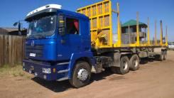 Shaanxi Shacman. Продам седельный тягач Shaanxi + полуприцеп, 11 956 куб. см., 30 000 кг.