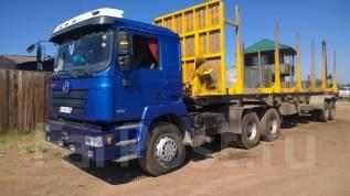 Shaanxi Shacman. Продам седельный тягач Shaanxi, 11 956 куб. см., 30 000 кг.
