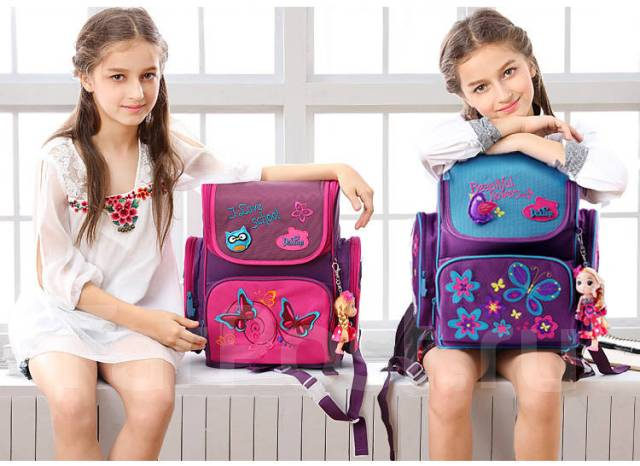 3d5e9d60cc0e Детский ортопедический рюкзак Delune в школу или для прогулок № 13 ...