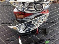 Ходовые огни. Toyota Land Cruiser Prado, TRJ125, RZJ120, LJ125, KDJ125, GRJ120, TRJ120W, KDJ121, RZJ125, VZJ120, RZJ120W, KDJ120W, KDJ121W, LJ120, VZJ...