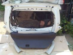 Дверь багажника. Nissan Tiida