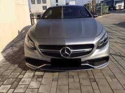 Бампер. Mercedes-Benz S-Class, C217, W222. Под заказ